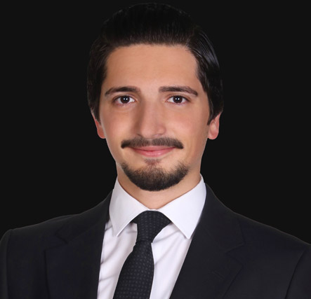 Legal Intern Kaan Özdemir at Ünsal Gündüz Attorneys at Law